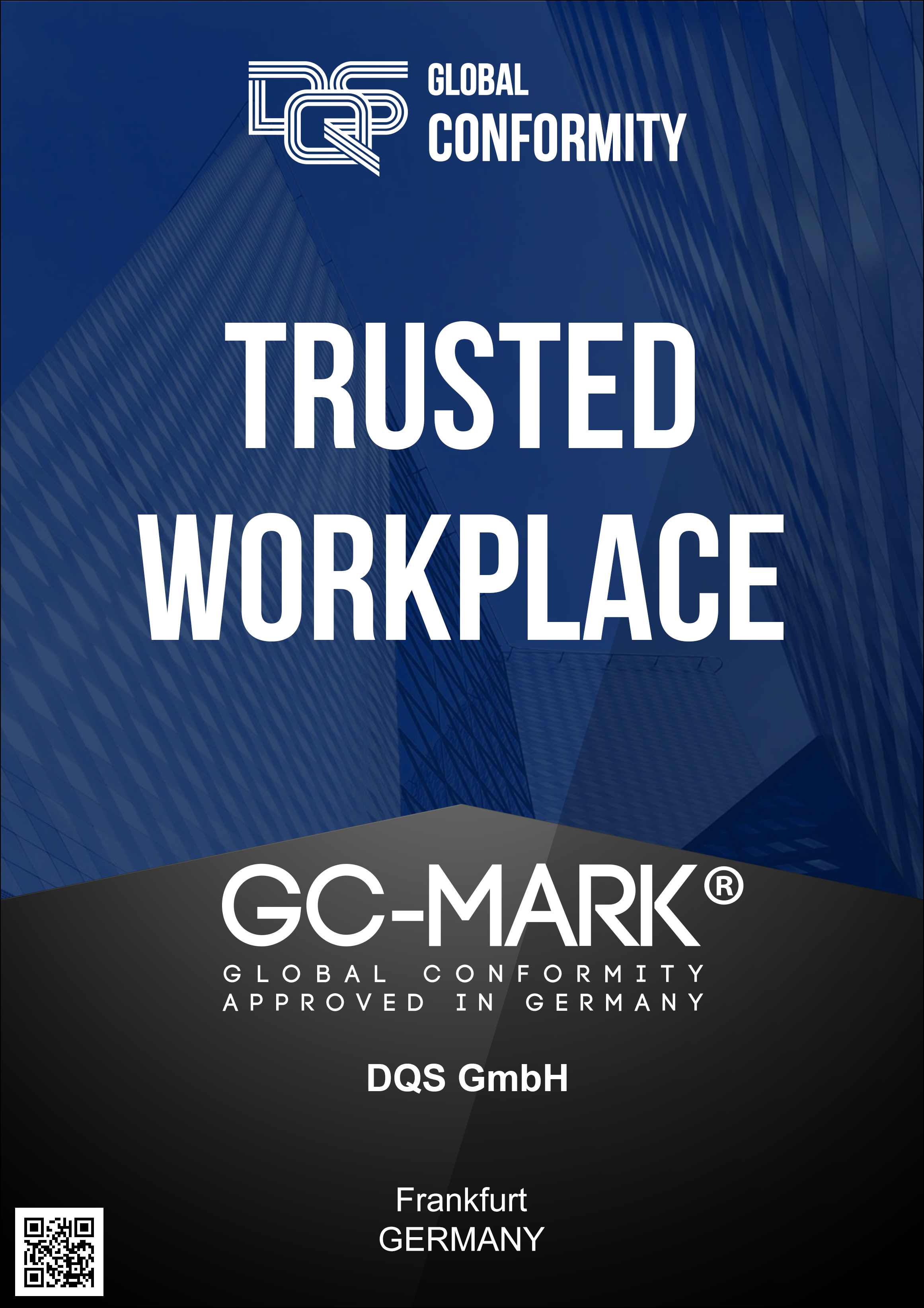 GC-Mark Trusted Workplace